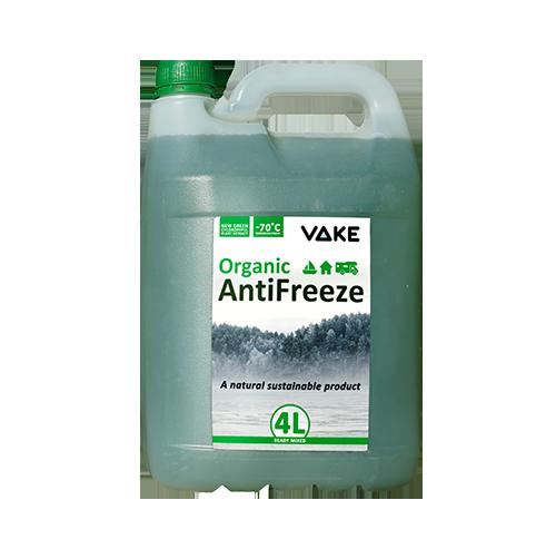 VAKE organisk antifrostvätska